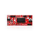 billiga Moduler-knappar a3967 stepper motor drivrutin röd miljöskydd