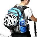 זול חבילות שתיה ומימיות מים-20 L רכיבה על אופניים תרמיל מתכווננת עמיד למים קל משקל תיק אופניים בד אוקספורד תיק אופניים תיק אופניים קמפינג