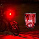Χαμηλού Κόστους Φώτα Ποδηλάτου-LED Φώτα Ποδηλάτου Πίσω φως ποδηλάτου φώτα ασφαλείας πισω φαναρια Ποδηλασία Βουνού Ποδήλατο Ποδηλασία Αδιάβροχη Φορητά Προειδοποίηση Γρηγορη Απελευθέρωση Επαναφορτιζόμενη μπαταρία λιθίου 150 lm / ABS