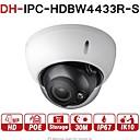 povoljno Smart Lights-dahua® ipc-hdbw4433r-s 4mp ip kamera poe ik10 ip67 starnight smart detect network ir cctv poe ip67 vodootporna engleska verzija cam zamijeni ipc-hdbw4431r-s
