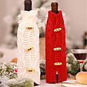 olcso Party tartozékok-Karácsony / Party / estély Fél kiegészítők Kedvez dekoráció Karácsony / Kreatív Kötött