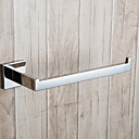 billiga Set med badrumstillbehör-Handduksstång Ny Design / Häftig Nutida Rostfritt stål 1st 1-Handduksstång Väggmonterad