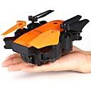 Χαμηλού Κόστους Τ/Κ Quadcopters & Με Πολλαπλούς Έλικες-RC Ρομποτάκι IDEA 7 RTF 4 Kανάλια 6 άξονα 2,4 G / WIFI Με κάμερα HD 2.0MP 720P Ελικόπτερο RC με τέσσερις έλικες Λειτουργία άμεσου ελέγχου / Τοποθέτηση GPS / φτερουγίζω Ελικόπτερο RC με T