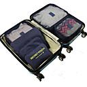 billiga Hälsokit för resan-Travel Organizer / Bagageorganisatör Multifunktionell / Stor kapacitet / Bärbar Resväskor / Kläder Nät Resor / Hållbar / Tillbehör väska / Skoväska / Stor storlek Organizer Väska / Necessär