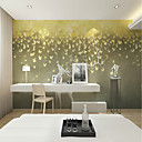 povoljno Zidne tapete-tapeta / Mural Platno Zidnih obloga - Ljepila potrebna Jednobojni / Art Deco / 3D