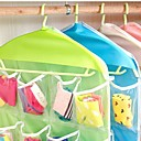 povoljno Pohrana nakita-praktičnost 16 skladišni rešetke za pohranu prostora čuvara organizatora ormar skladištenje donjeg rublja torba za pohranu