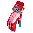 Χαμηλού Κόστους Γάντια-Wild Snow Αγορίστικα Κοριτσίστικα Σκι Πεζοπορία Πατινάζ Πάγου Αντιανεμικό Αναπνέει Διατηρείτε Ζεστό Ενδυμασία σκι / Χειμώνας / Παιδικά / Χειμωνιάτικα Γάντια / Ολόκληρο το Δάχτυλο