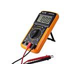 billige Målere og detektorer-vc9205 høy presisjon kongelig drage digital digital display multimeter lomme full beskyttelse anti-brennende summer test gjennom nåværende meter