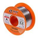 billiga Temperaturinstrument-0,6 / 0,8 / 1 / 1,2 / 1,5 mm 63/37 fluss 2,0% 45ft tenn bly-tenn tråd smält kolofonium lödning lödning tråd roll