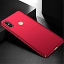 billiga Skal och fodral till Xiaomi-fodral Till Xiaomi Xiaomi Mi Max 3 Ultratunt Skal Enfärgad Hårt PC