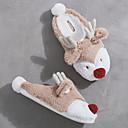 Χαμηλού Κόστους Παντόφλες-Γυναικείες Παντόφλες Σπίτι Παντόφλες Καθημερινό Βελούδο Animal Print Παπούτσια