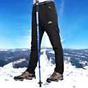 ราคาถูก กางเกงปีนเขาและกางเกงขาสั้น-สำหรับผู้ชาย Hiking Pants Softshell Pants กลางแจ้ง กันน้ำ กันลม ผ้าซับในขนสัตว์ กันน้ำฝน ฤดูใบไม้ร่วง ฤดูหนาว กำมะหยี่ ผ้าขนแกะ ซอฟท์เซล กางเกง Skiing การเดินเขา แคมป์ปิ้ง กาแฟ สีเทาเข้ม อาร์มี่ กรีน