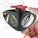 baratos Gadgets de Interior Personalizáveis para Carros-2 em 1 rotação de 360 graus espelho de ponto cego de dupla face invertendo o espelho retrovisor auxiliar do carro