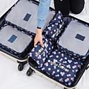 זול תיקי טיולים-תיק טיולים\נסיעות / ארגונית נסיעות קיבולת גבוהה / נייד / עמיד מזוודה / בגדים רשת / ניילון נסיעות