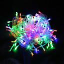 Χαμηλού Κόστους LED Φωτολωρίδες-Διακόσμηση Διακοπών Πρωτοχρονιά / Χριστουγεννιάτικα Διακοσμητικά Χριστουγεννιάτικα Φωτάκια Φωτιστικό LED / Πρωτότυπες Λευκό / Κίτρινο / Μπλε 1pc