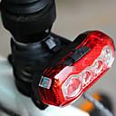 baratos Luzes de Bicicleta & Refletores-LED Luzes de Bicicleta Luz Traseira Para Bicicleta luzes de segurança LED Ciclismo de Montanha Moto Ciclismo Impermeável Portátil Libertação Rápida USB 150 lm Recarregável USB Ciclismo