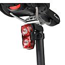 ราคาถูก บรรจุภัณฑ์เครื่องประดับและการจัดแสดง-นาฬิกา LED ไฟจักรยาน ไฟท้ายจักรยาน ไฟความปลอดภัย ขี่จักรยานปีนเขา จักรยาน จักรยาน Waterproof Super Bright เคลื่อนที่ AAA 1000 lm แบตเตอรี่ขับเคลื่อน แดง แคมป์ปิ้ง / การปีนเขา / เที่ยวถ้ำ ปั่นจักรยาน