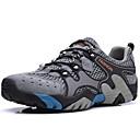ราคาถูก รองเท้าผ้าใบผู้ชาย-สำหรับผู้ชาย รองเท้าสบาย ๆ ตารางไขว้ / หนัง ฤดูร้อน Sporty / วินเทจ รองเท้ากีฬา รองเท้าน้ำ / รองเท้าต้นน้ำ นวด สีน้ำตาล / ฟ้า / สีเทา / ไม่ลื่นไถล / ช็อตดูดซับ / สวมหลักฐาน