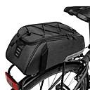 billiga Väskor till pakethållaren-7 L Väskor till pakethållaren Bärbar Hållbar Enkel att sätta på Cykelväska 300D Polyester Cykelväska Pyöräilylaukku Utomhusträning Cykel