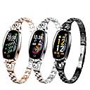 זול חכמים wristbands-Indear H8 נשים Smart צמיד Android iOS Blootooth ספורטיבי עמיד במים מוניטור קצב לב מודד לחץ דם מסך מגע מד צעדים מזכיר שיחות מד פעילות מעקב שינה תזכורת בישיבה / מצאו את המכשירשלי / Alarm Clock