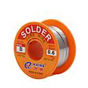 povoljno Soldering Iron & Accessories-0.6mm promjer promjera 2.0% napredni kositar olovni slobodni lemni žičani valjak medicina jezgra taljevina zavarene žice dodatak b 50g