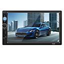 billige DVD-spillere til bilen-SWM 7010B 7 tommers 2 Din andre operativsystemer Bil MP5-spiller / Bil MP4-spiller / Bil MP3-spiller Pekeskjerm / Innebygget Bluetooth / Rattkontroll til Universell Brukerstøtte WMV / RMVB / AMV mp3