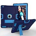 povoljno Dodaci za lutku-Θήκη Za Apple iPad Air / iPad 4/3/2 / iPad (2018) Otporno na trešnju / Protiv prašine / Vodootpornost Korice Geometrijski uzorak Tvrdo Silikon / PC