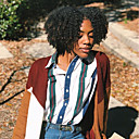 billiga Hundkläder-Remy-hår Hel-spets Spetsfront Peruk Asymmetrisk frisyr Rihanna stil Brasilianskt hår Afro Kinky Kinky Curly Svart Peruk 130% 150% 180% Hårtäthet med babyhår Mjuk Dam Enkel på- och avklädning Bästa