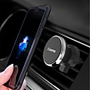 cheap Phone Mounts & Holders-Cooho Car Mount Stand Holder Air Outlet Grille Buckle Type / Magnetic Type / 360°Rotation Polycarbonate / Aluminum Holder