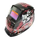 povoljno Sigurnost-Grim Reaper uzorak solarna automatska fotoelektrična maska za zavarivanje