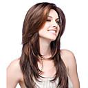 ราคาถูก วิกผมจริง-ผม Remy ลูกไม้ไม่มีกาว ลูกไม้หน้าไม่มีกาว เต็มไปด้วยลูกไม้ วิก ตัดผมหลายชั้น ตอนกลาง สไตล์ ผมบราซิล Straight ธรรมชาติ วิก 130% 150% Hair Density 8-22 inch / มีลูกไม้ด้านหน้า / เส้นผมธรรมชาติ / ผมเด็ก
