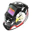 povoljno Sigurnost-američki orao uzorak solarna automatska fotoelektrična maska za zavarivanje