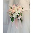 povoljno Cvijeće za vjenčanje-Cvijeće za vjenčanje Buketi Vjenčanje / Svadba Silk Like Satin / Osušeni cvijet 11-20 cm