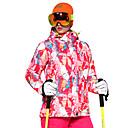 Χαμηλού Κόστους Αντιανεμικά ,Φλις & Μπουφάν Πεζοπορίας-Wild Snow Γυναικεία Μπουφάν για σκι Σκι Πολυάθλημα Αθλήματα Χιονιού Αντιανεμικό Ζεστό Αερισμός Πολυεστέρας Πουπουλένια Μπουφάν Ενδυμασία σκι / Χειμώνας