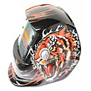 povoljno Sigurnost-tiger pattern solarna automatska fotoelektrična maska za zavarivanje
