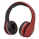 ราคาถูก หูฟังแบบครอบหูและแบบครอบหู-LITBest K6 หูฟังแบบครอบหู บลูทู ธ 4.2 การท่องเที่ยวและความบันเทิง บลูทู ธ 4.2 พร้อมไมโครโฟน ด้วยการควบคุมระดับเสียง
