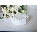 povoljno Kutijice za svadbene poklone-Lenonice Silk Like Satin / Art Paper Naklonost Holder s Uzorak / print / Uzde Milost Kutije / Poklon kutije - 10pcs