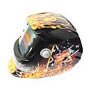povoljno Sigurnost-ljepota uzorak solarna automatska fotoelektrična maska za zavarivanje