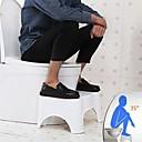 baratos Armazenamento e Organização-toalete do squat do toalete do banheiro tamborete do squatting do banheiro do tamborete do banheiro para o tamborete do passo do auxílio do potty para a postura do toalete e o projeto compacto portáti