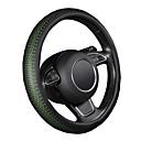 ราคาถูก ผ้าคลุมพวงมาลัย-AUTOYOUTH Steering Wheel Covers หนังเทียม / ยูรีเทนโพลี 38ซม. สำหรับ Universal ทุกปี