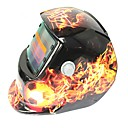 povoljno Sigurnost-nogometni uzorak solarna automatska fotoelektrična maska za zavarivanje
