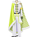cheap Anime Costumes-Inspired by IDOLiSH7 YUKI Anime Cosplay Costumes Japanese Cosplay Suits Simple / Classic Top / Pants / Cloak For Men's / Women's