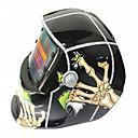 povoljno Sigurnost-ghost claw uzorak solarna automatska fotoelektrična maska za zavarivanje