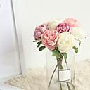 povoljno Umjetno cvijeće-Umjetna Cvijeće 1 Podružnica Klasični Vjenčanje Cvijeće za vjenčanje Camellia Cvjeće za stol