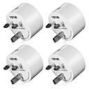 baratos Tomadas Inteligentes-WAZA Smart Plug WAZA SP14 para Diário / Sala de estar / Quarto Controle de APP / Estilo Mini / Smart WIFI 110-220 V