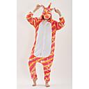 levne Kigurumi pyžama-Dospělé Pyžama Kigurumi Unicorn Anime Poník Pyžamo Onesie polyesterové vlákno Duhová Cosplay Pro Dámy a pánové Animal Sleepwear Karikatura Festival / Svátek Kostýmy