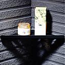 baratos Prateleiras de Banheiro-Prateleira de Banheiro Multifunções Modern Aço Inoxidável 1pç - Banheiro / Banho do hotel Solteiro (L150 cm x C200 cm) Montagem de Parede