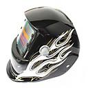 povoljno Sigurnost-Honeysuckle uzorak solarna automatska fotoelektrična maska za zavarivanje