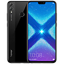 "abordables Smartphone-Huawei Honor 8X Global Version 6.5 pouce "" Smartphone 4G (4GB + 64GB 2 mp / 20 mp Hisilicon Kirin 710 3750 mAh mAh)"