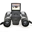 baratos Microscópios & Endoscópios-Zoom fs608 câmera do telescópio binocular digital 5mp sensor cmos 2.0 '' tft full hd 1080 p dvr foto de gravação de vídeo binóculos usb